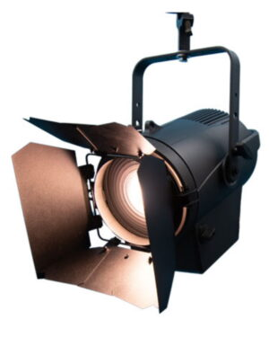 Fixed fresnel and PC lighting